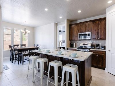 Photo for Stunning Home in Ladera Resort Community - 5 Bed, 4 Bath