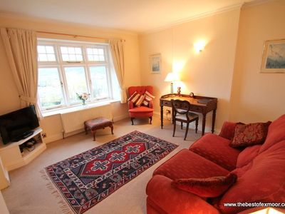 Photo for 1BR Apartment Vacation Rental in Porlock, Somerset