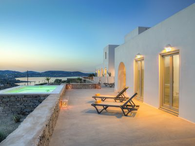 Photo for Natura Villas Paros Villa 2