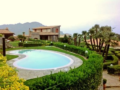 Photo for Bomerano Villa, Sleeps 10 with Pool and Air Con
