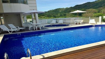 Photo for Apt with SWIMMING POOL - NEAR THE SEA - BEACH OF THE ENGLISH