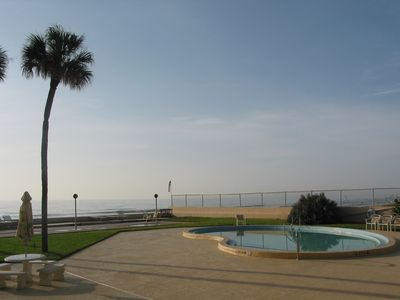 Photo for Wow! Breathtaking 4th Floor view of pool. ocean and coastline