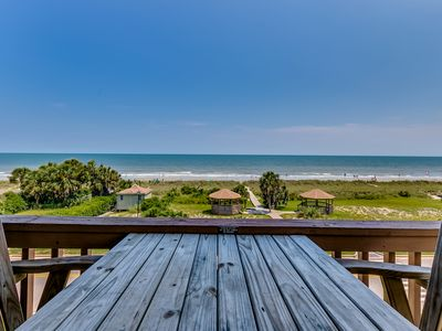 Remodeled Oceanfront Condo- Beautiful Views! Steps to the Beach!
