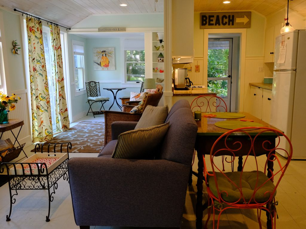 Charming Cape Cod Cottage built in 1900 with 21st Century amenities