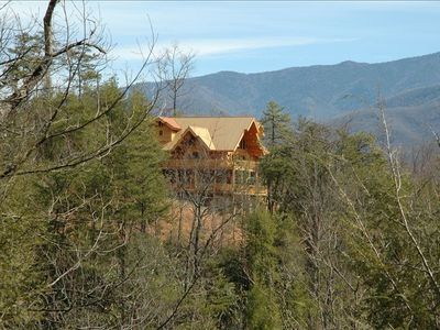 Photo for Cabin Fever - 7 Bedroom, 7 Bath with Amazing Views.