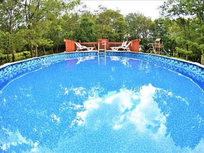 Photo for SC - Long Term Stay Discounts!/Secluded/Clean/Safe/Hot Tub/ Game Room