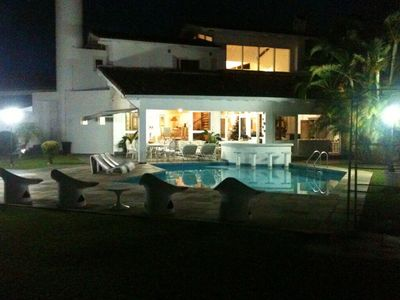 Photo for Home ground 1000mts, Excellent location with pool bar and mto comfort