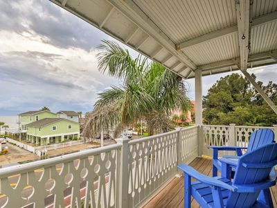 Photo for NEW! Indian Shores Townhome w/ Elevator+Gulf Views