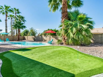Photo for Scottsdale Home w/Private Pool & Putting Green!