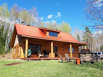 Photo for Chalet Nakamo, close from snowmobile trails