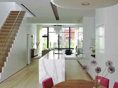 Photo for Elegant, Contemporary 5 BR/4 Bath Townhouse on Central Park
