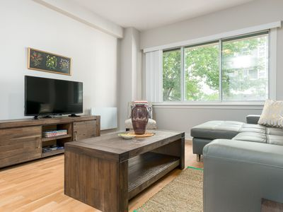 Photo for Modern 1BR in Milton Park by Sonder