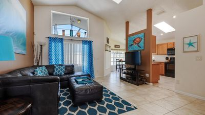 Photo for Welcome to The Breezes villa, 3 miles from Disney World, free wifi  private pool