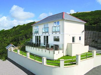 Photo for LOOE ISLAND VIEW, pet friendly in Downderry, Ref 919242