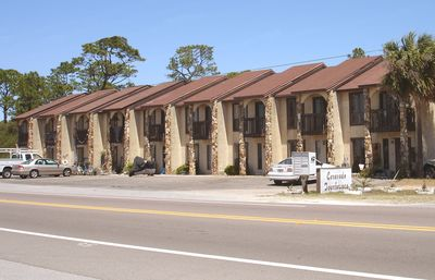 Photo for Coronado # 8 - 2 Bed / 1 Bath Gulf View Townhome in St. Joe Beach