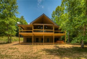Photo for 4BR Cabin Vacation Rental in Suches, Georgia