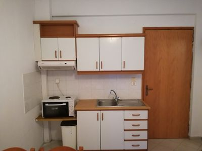 Photo for new family apartment by the sea in Ligaria, garden with barbecue and oven