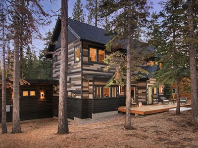 Photo for Warm Terrace Cabin - Close to Beaches & Tahoe City