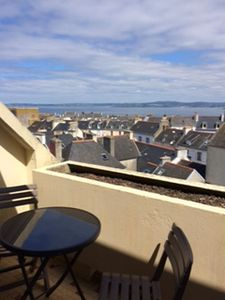 Photo for T2, beautiful sea view, bay of Douarnenez