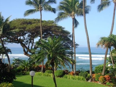 Photo for Clean Ocean View Maui Condo Remodeled In Ocean Front Resort Aloha Hale