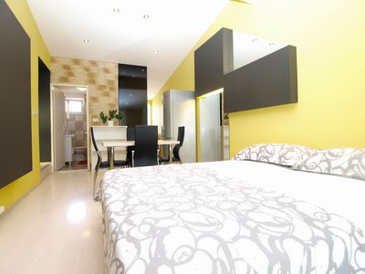 Photo for Apartment for 2 persons + extra bed (ID 16702)