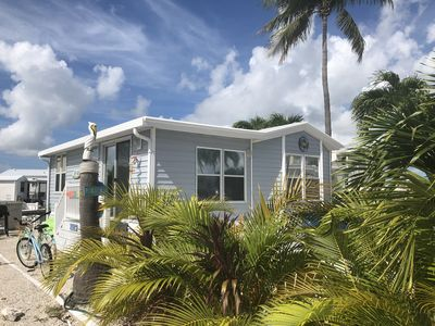 Photo for Paradise in the Keys close to oceanfront pool with 35' seawall
