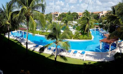 Photo for Condo to rent in Puerto Aventuras for 6 people