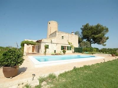 Photo for Holiday house Santa Margalida for 1 - 3 persons with 1 bedroom - Holiday home