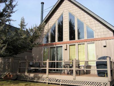 Photo for Cinnamon Teal Chalet is Great for Walking, Biking and Playing!