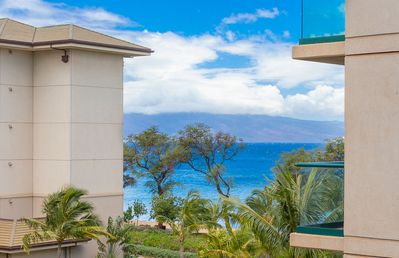 Photo for Maui Resort Rentals: Honua Kai Hokulani 408 - Great Value 1BR w/ Partial Ocean & Mountain Views