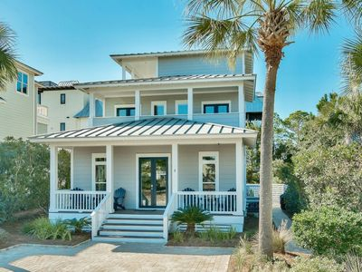 Photo for House in Seagrove Beach~Ocean View~Steps from the beach!