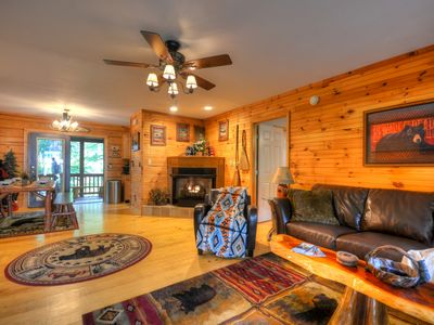 Photo for Bear Creek Den - 3BR 2 Bath - Robbinsville, NC