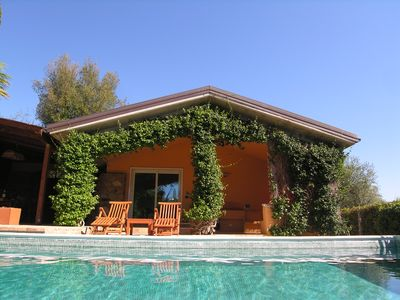 Photo for Charming villa with pool in Sabina, near Rome