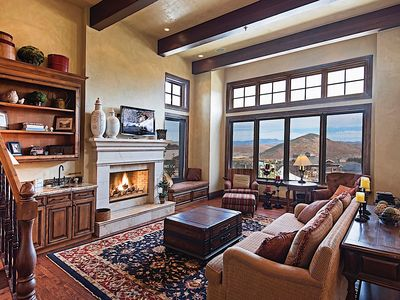 Photo for Last Minute Booking Special Vintage Step to Slopes Spectacular 4BR Townhome/Canyon Village/Park City