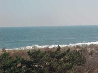 beautiful oceanfront, taken from our condo!
