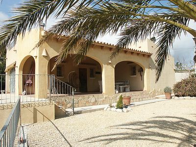 Photo for Vacation home Alviento in Moraira - 2 persons, 1 bedrooms