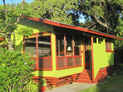 Photo for Romantic and Relaxing Kohala Cottage One Mile from Hawi