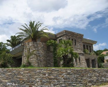 Photo for Garden level of incomparable stone villa in the country, seaside