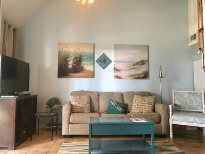 Photo for Great Value! | Across from the Beach with Loft! | Book Now!