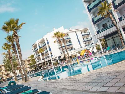 Photo for Cozy apartment in Cambrils of 6 Pers 2 bedrooms with 24h reception.