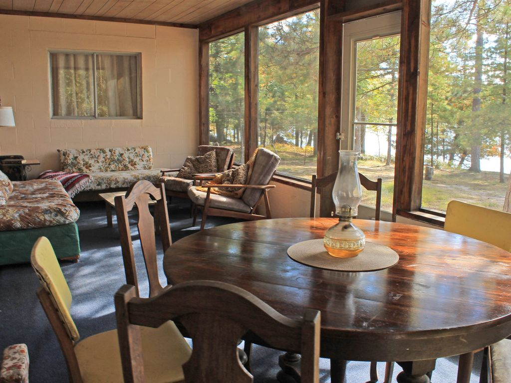 Beautiful Lakefront   Guthrie Pines Semi Rustic Summer Cottage, Lakefron |  BNB Daily