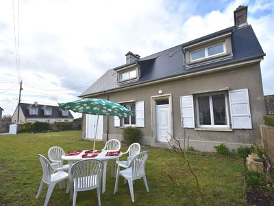 Photo for Modern Holiday Home near Sea in Normandy
