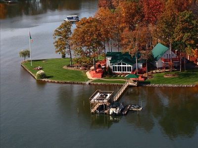 Photo for Bear Creek Lodge-Point Lot Main Channel