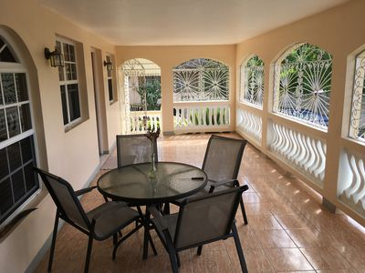 Photo for Beautiful Villa in quiet neighborhood; close to airport, beaches and nightlife