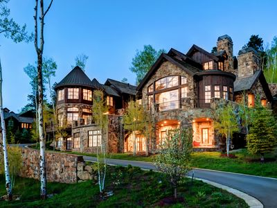 The Castle - This Magnificent 14,000 Sq Foot Ski In/Ski Out Home in Beaver Creek - Ranked As One of America`s Top Ten Ski Homes in 2010 by CNBC