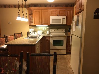 Photo for Gatlinburg, TN, Smoky Mountain 5 Star Resort, Luxurious Deluxe Two Bedroom Unit