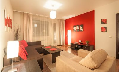 Photo for Bansko Royal Towers, Very Spacious Apartment close to the Gondola