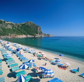 Ulus Beach, Alanya, Turkey