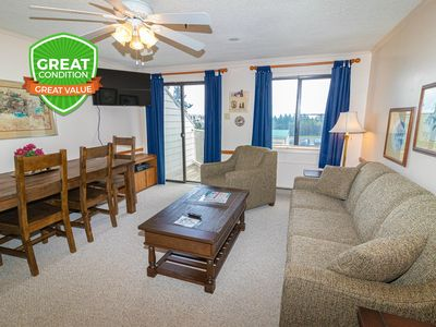 Photo for NO BAIT & SWITCH PRICING Includes Parking/Cleaning/Wi-Fi 2BR/2BA Sleep 6 ML325