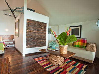 Photo for BEACH HOUSE CARTAGENA FIRST L